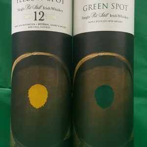 Yellow Spot & Green Spot